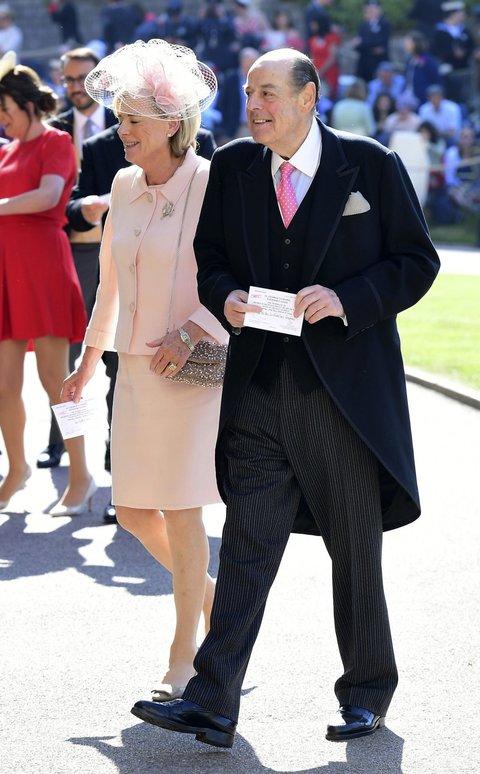Matrimonio Meghan : Harry e meghan gli invitati alle nozze reali il mattino