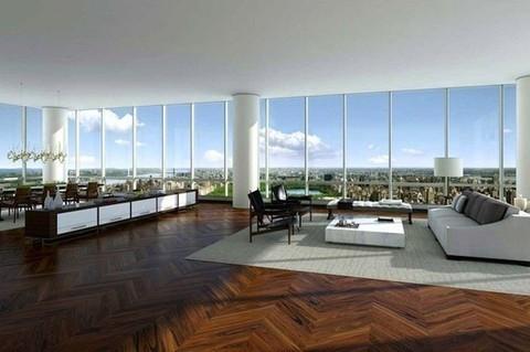 Il loft a manhattan della modella irina shayk il for New york case di lusso