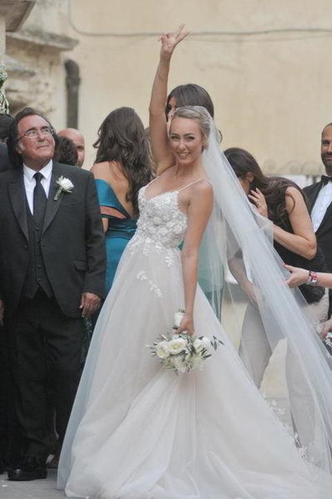 abbastanza Matrimonio Cristel Carrisi e Davor Luksic XE59