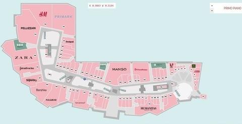 Il centro arese opinione il centro una citt nella for Strumento di layout piano terra