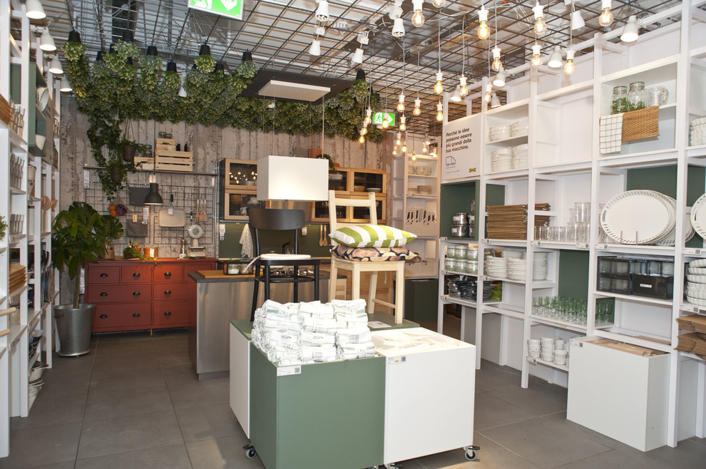 Ikea il nuovo pop store in centro a roma il for Copri cucina ikea